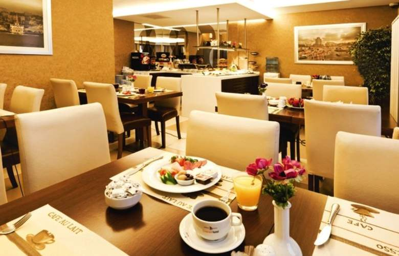 Emerald Hotel - Restaurant - 2