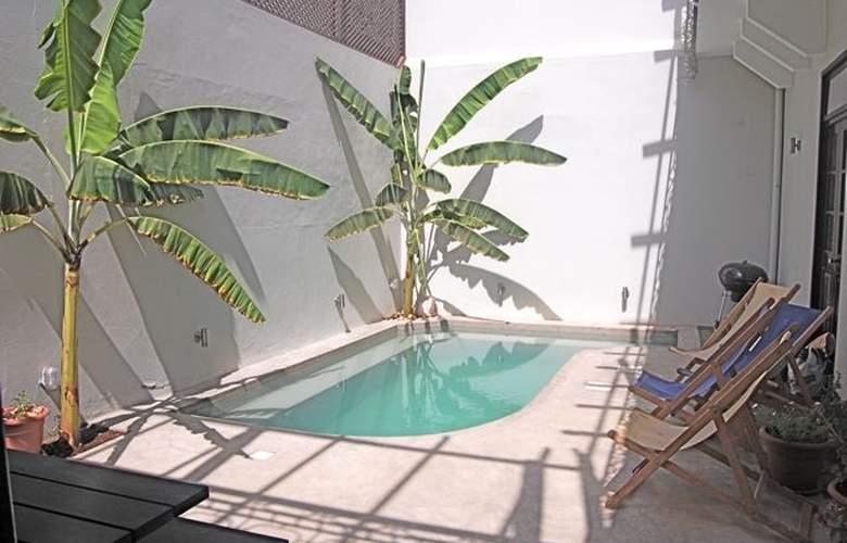 Casa Colonial Mindelo - Pool - 5