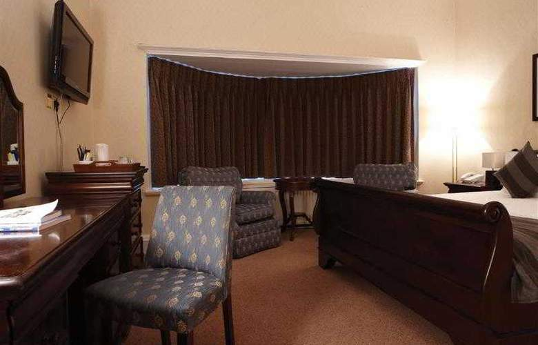 Best Western Linton Lodge Oxford - Hotel - 64
