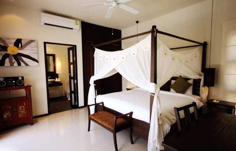 Two Villas Holiday Oriental Style Nai Harn Beach - Room - 7