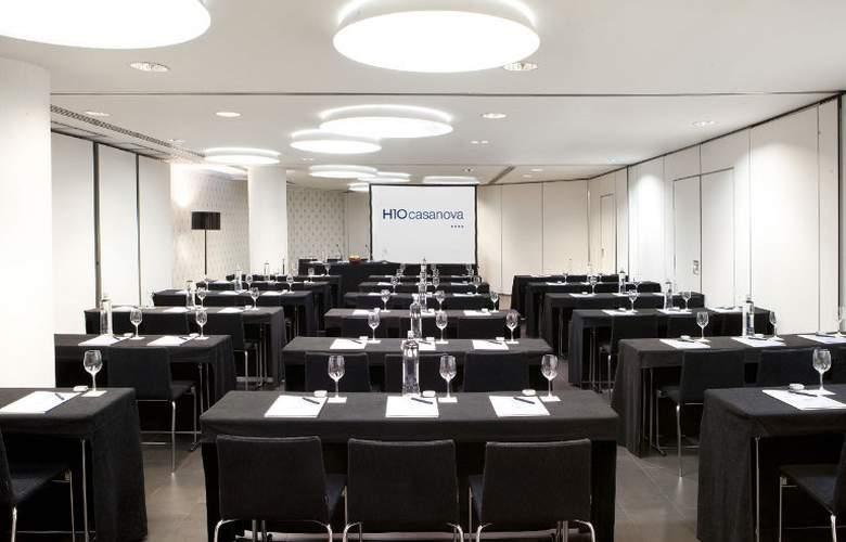 H10 Casanova - Conference - 3