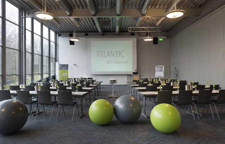Atlantic Hotel Universum - Conference - 1