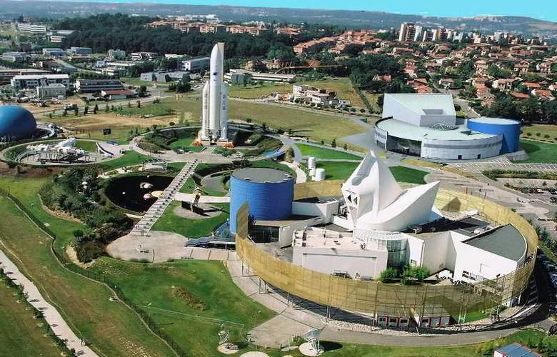 Campanile en Toulouse Sud-Est - Cité De L'Espace - Hotel - 0