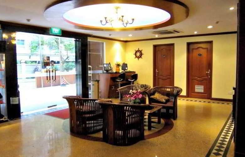 Fragrance Hotel - Emerald - General - 9