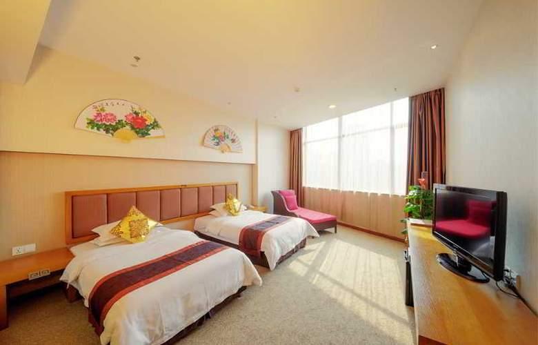 Euro Garden Hotel Guangzhou - Room - 12