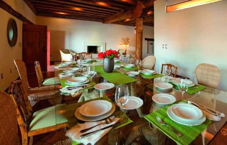 Hacienda Ucazanaztacua - Restaurant - 9