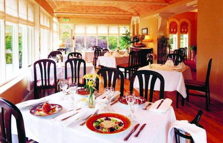Beech Hill Country House Hotel - Restaurant - 3