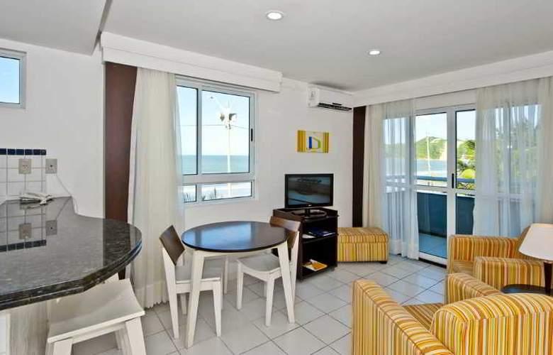 Nobile Suites Ponta Negra Beach - Room - 6