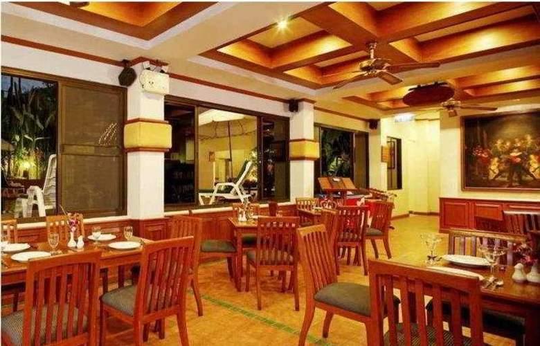 Patong Beach Lodge - Restaurant - 4
