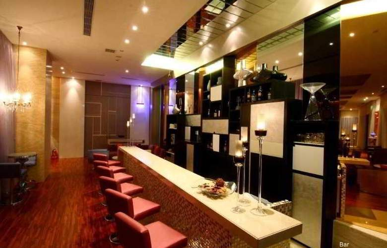 Hung'a Mansion Hotel Taichung - Bar - 8