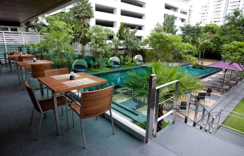Ramada Hotel & Suites - Terrace - 15