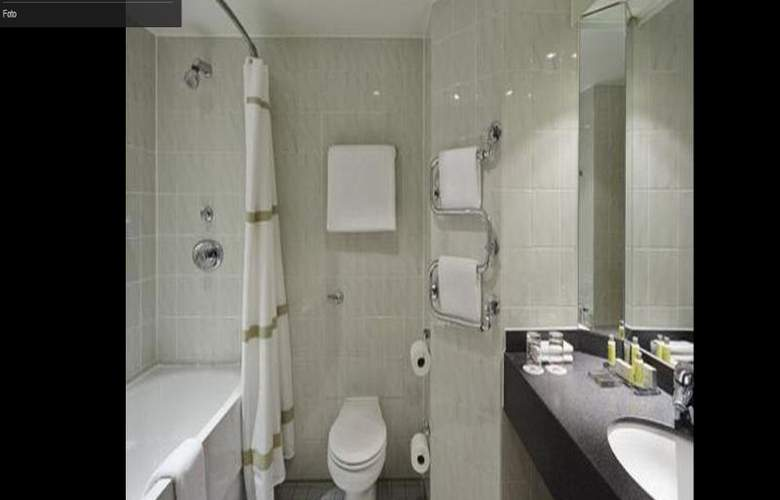 Newcastle Metrocentre Marriott - Room - 5
