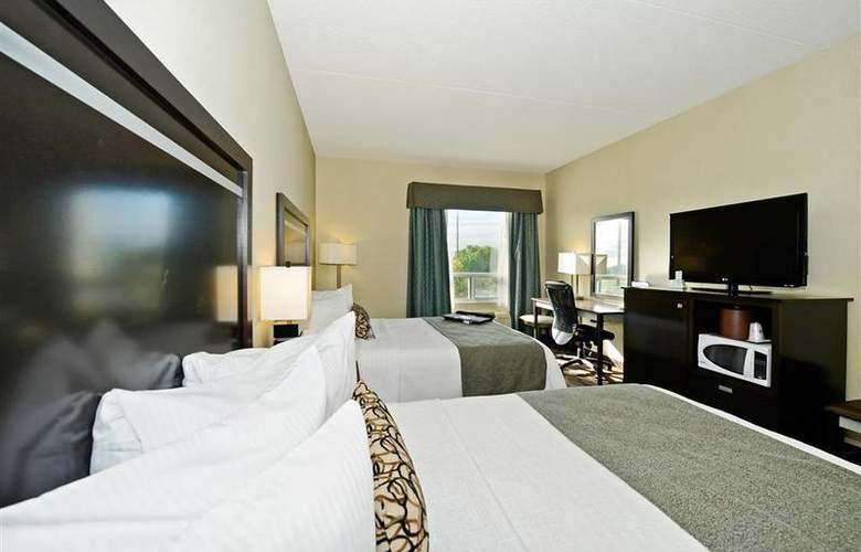 Best Western Plus Travel Hotel Toronto Airport - Room - 61