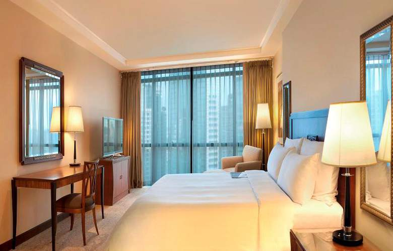 Plaza Athenee Bangkok, A Royal Meridien - Room - 25