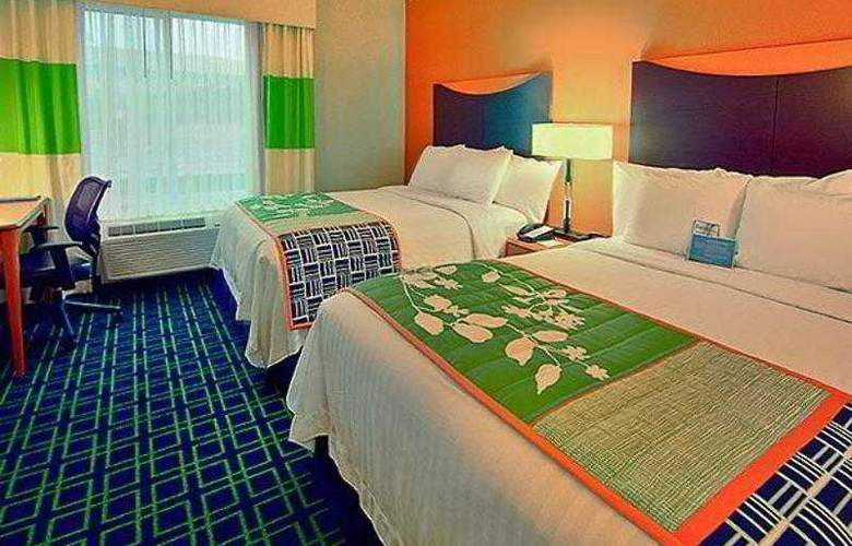 Fairfield Inn & Suites Harrisburg New - Hotel - 4