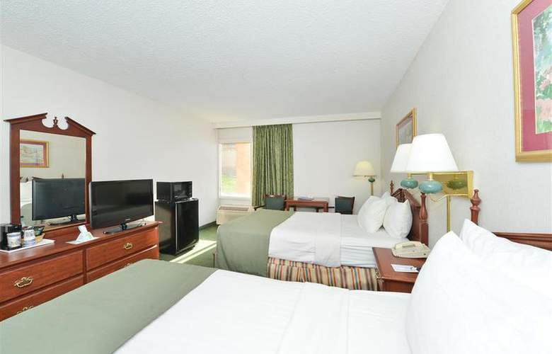 Best Western Holiday Plaza - Room - 48