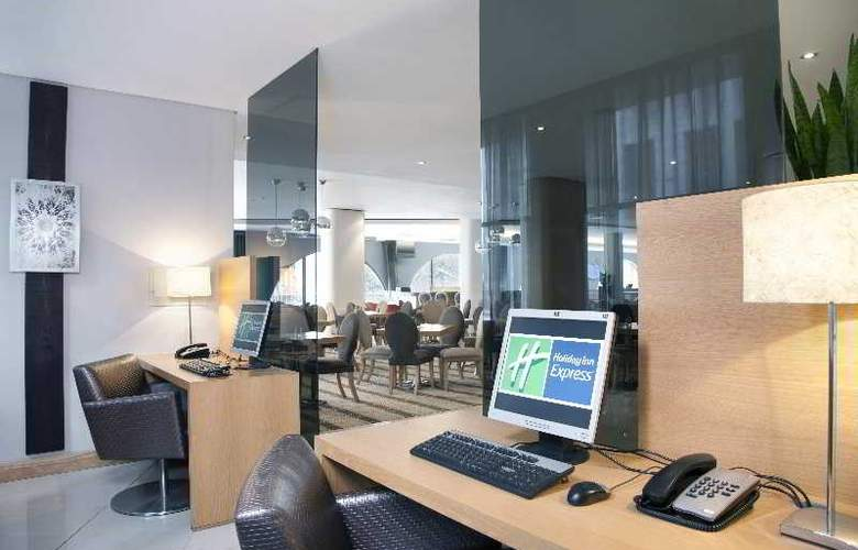 Holiday Inn Express Cape Town - Hotel - 7