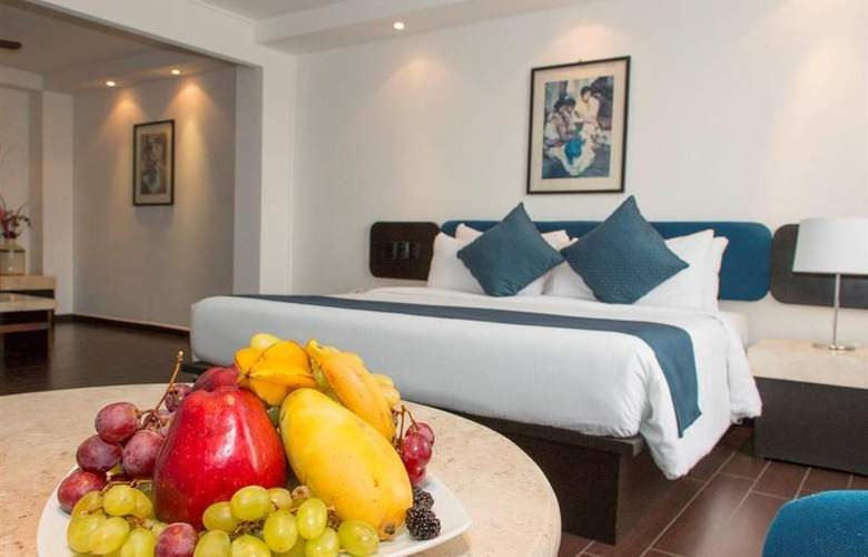 Best Western Real de Puebla - Room - 42