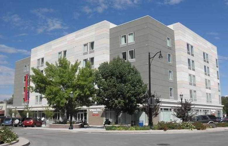 SpringHill Suites Grand Junction Downtown - Hotel - 6