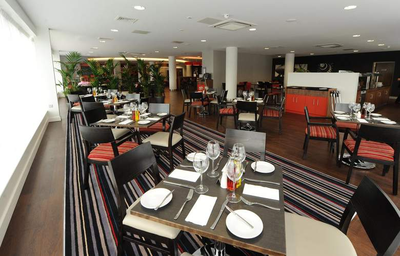 Holiday Inn London-Luton Airport - Restaurant - 15