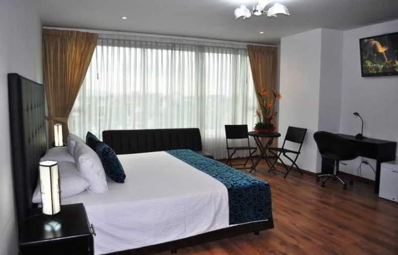 Hotel Santafe Real - Room - 8