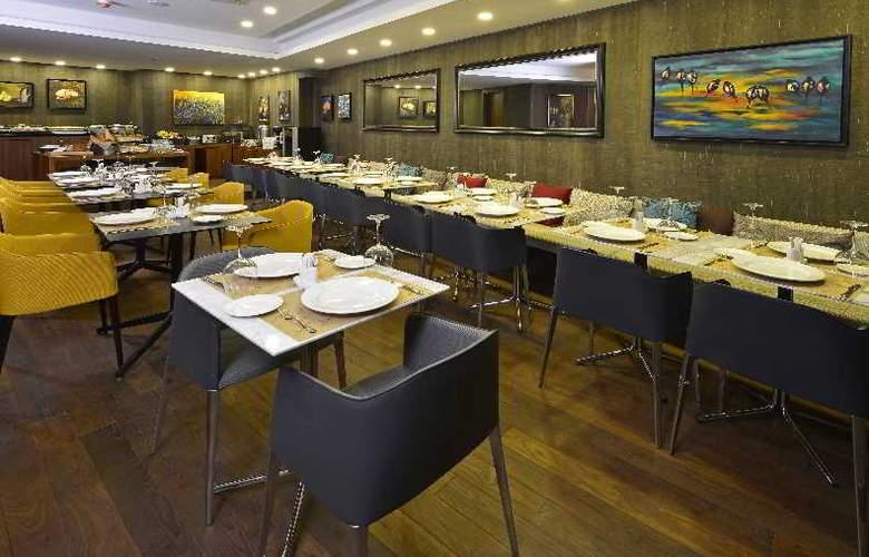Modus Hotel Istanbul - Restaurant - 19