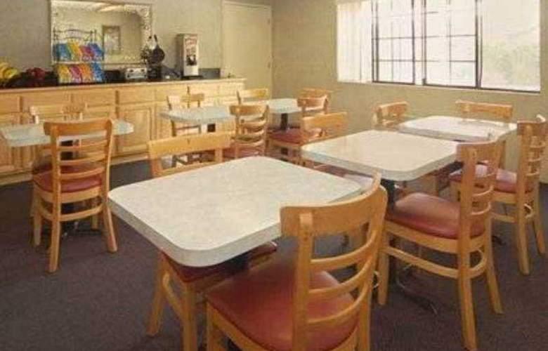 Clarion Inn Silicon Valley - Restaurant - 6