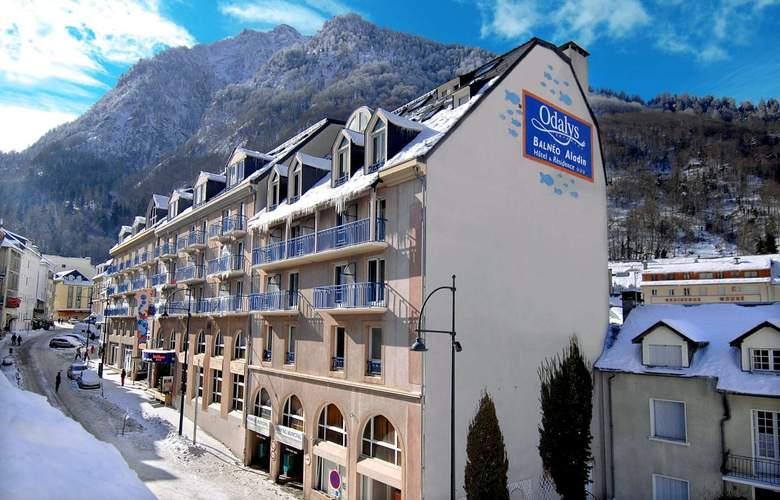 Garden & City Cauterets - Balneo - Hotel - 6
