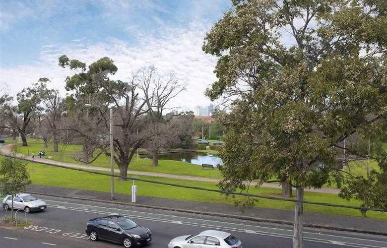 Best Western Melbourne's Princes Park Motor Inn - Hotel - 25