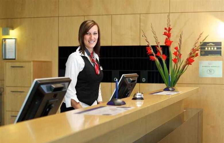 Best Western Hotel Am Schlosspark - Hotel - 42
