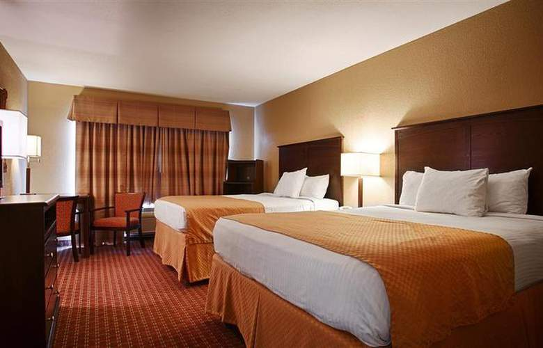 Quality Inn & Suites Carthage - Room - 32