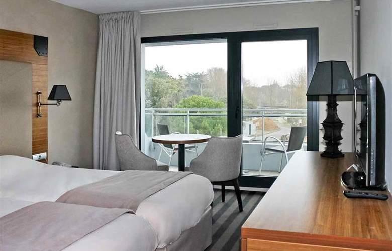Cote Ouest Thalasso & Spa Les Sables d'Olonne - Room - 70
