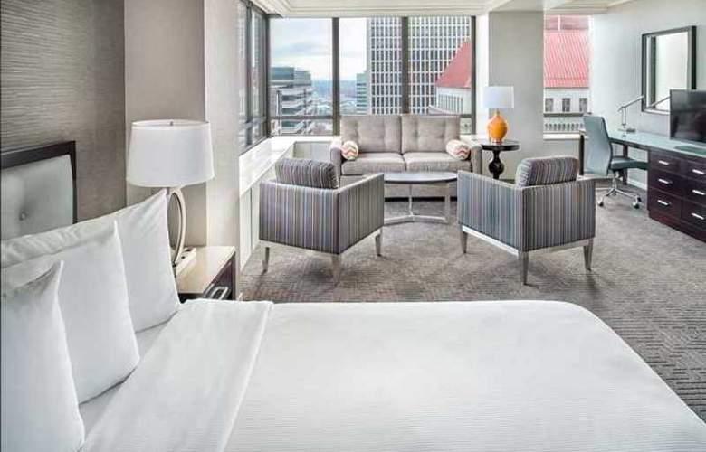 Hilton Portland and Executive Tower - Hotel - 6