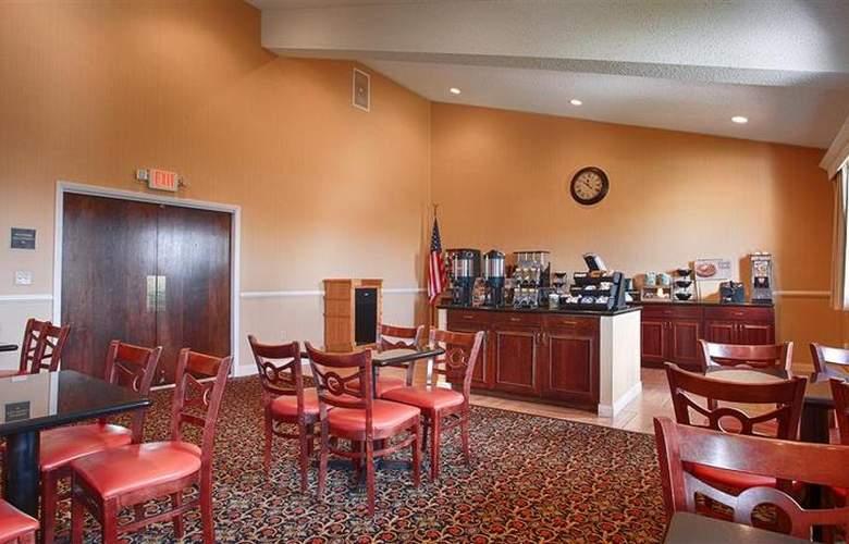 Best Western University Inn - Restaurant - 25