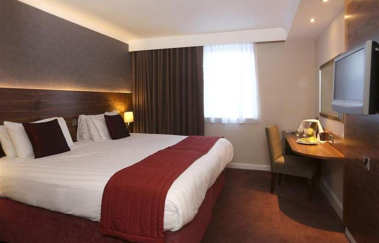 Best Western Kings Manor Hotel - Room - 207
