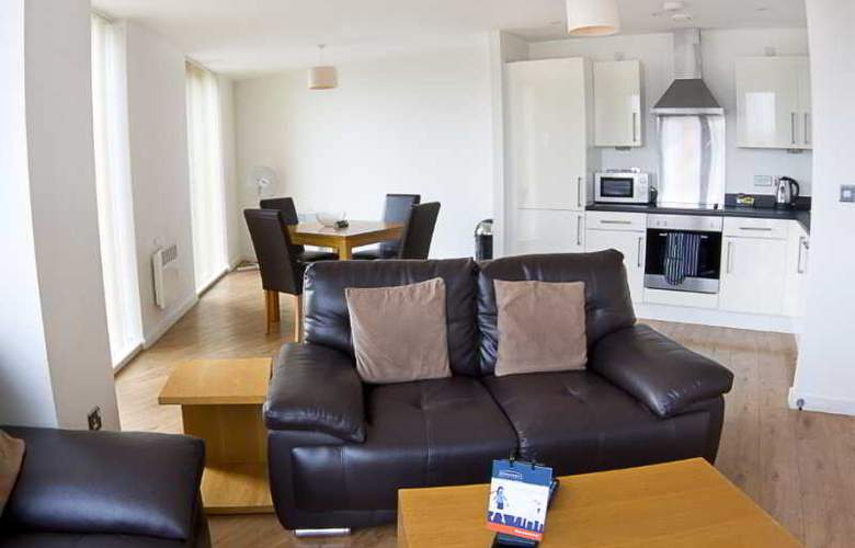 Liverpool One by Bridgestreet Apartments - Room - 6