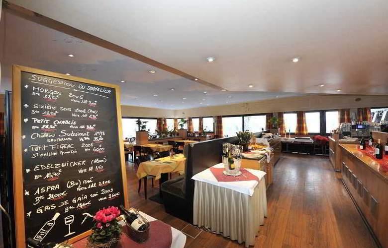 Parc Belle-Vue - Restaurant - 5