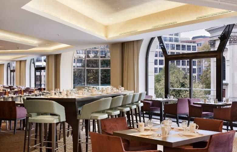 Hilton Berlin - Restaurant - 12