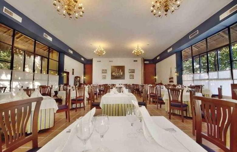 Viva Wyndham Maya All Inclusive - Restaurant - 14