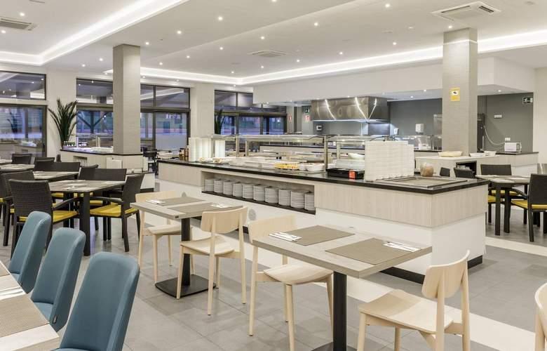 Aparthotel Ilunion Sancti Petri - Restaurant - 20