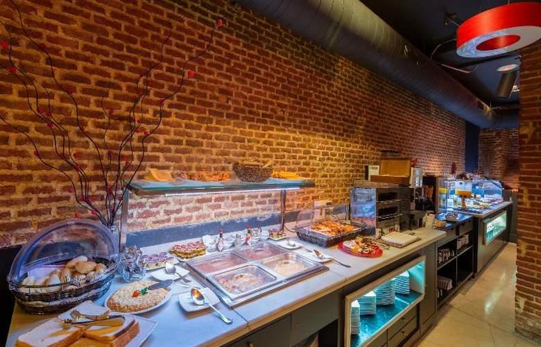 Petit Palace Posada del Peine Madrid - Restaurant - 18