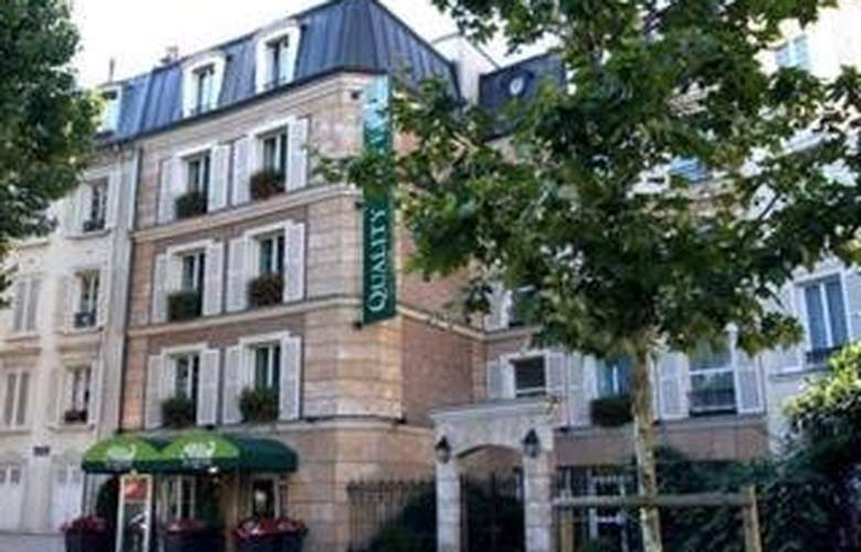 Quality Hotel Acanthe - General - 1