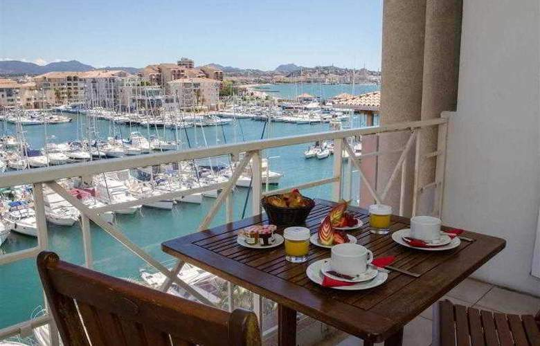 Mercure Thalassa Port Fréjus - Hotel - 35