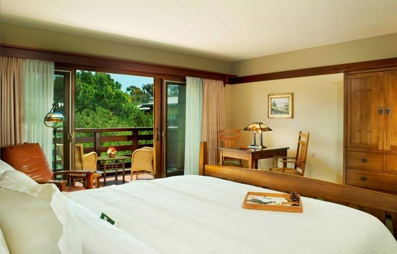The Lodge at Torrey Pines - Room - 0