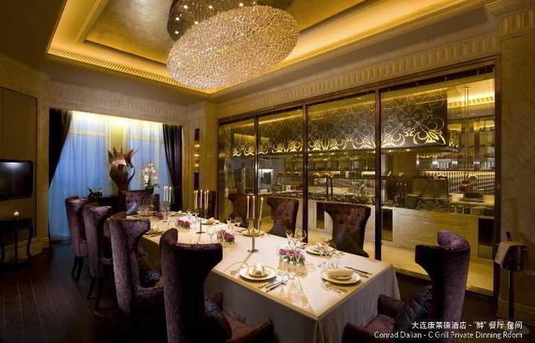 Conrad Dalian - Restaurant - 33