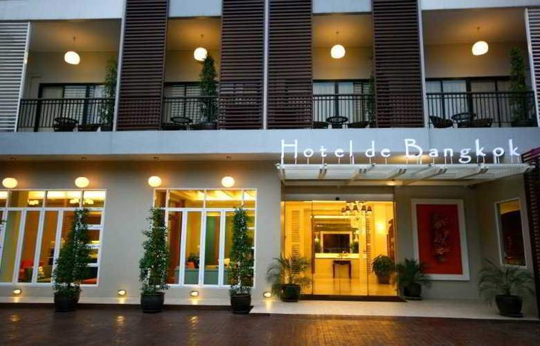 Hotel de Bangkok - Hotel - 5