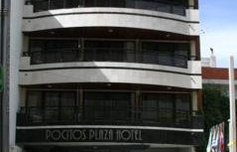 Pocitos Plaza Hotel - Hotel - 0
