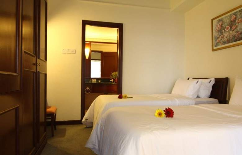 Sunbow Hotel Residency - Hotel - 12