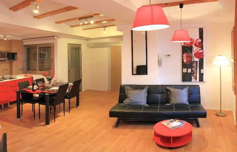 Apartamentos Lonja - Room - 8