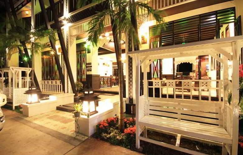 Dee Andaman Hotel Pool Bar - Hotel - 11